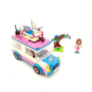 Lego Friends Olivia's Mission 41333 (2)