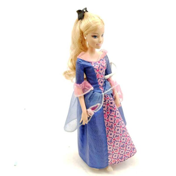 Lutka Barbie sija prsten (1)