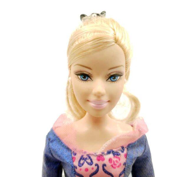 Lutka Barbie sija prsten (3)