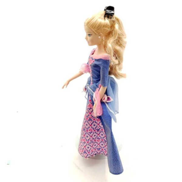 Lutka Barbie sija prsten (4)