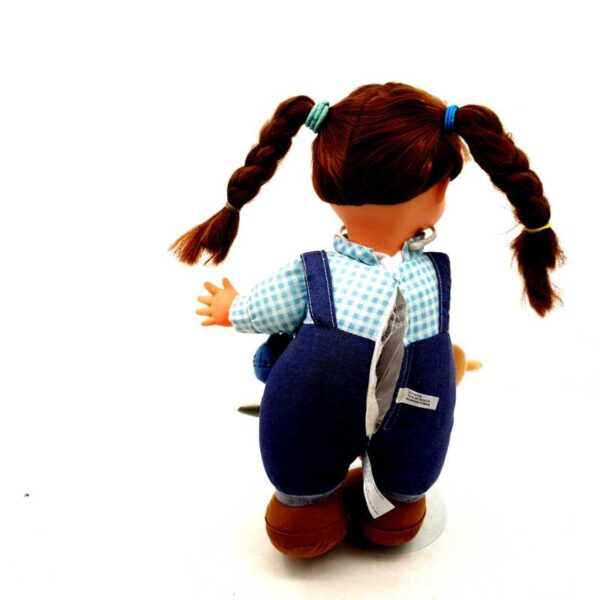 Lutka Petra priča na srpskom (1)