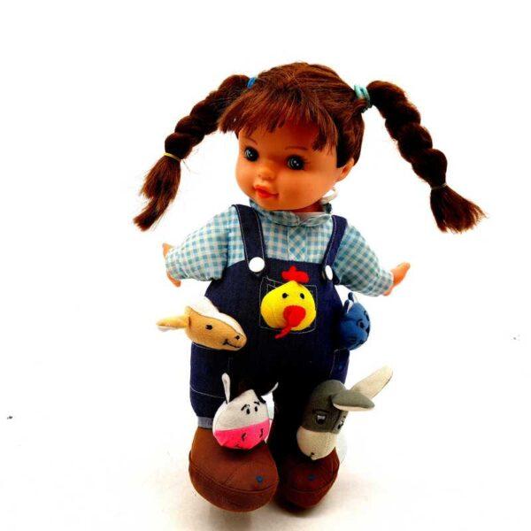 Lutka Petra priča na srpskom (2)
