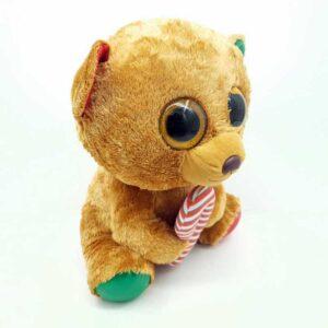 Medved Novogodišnji TY 50 cm (1)