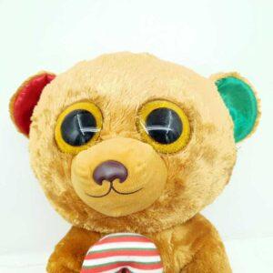 Medved Novogodišnji TY 50 cm (3)