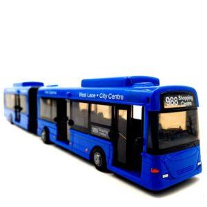 Plastična igračka dupli autobus (1)