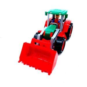 Plastični traktor Lena 30 cm (3)