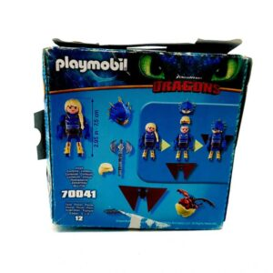Playmobil set Dragons Zmajevi 70041 (1)