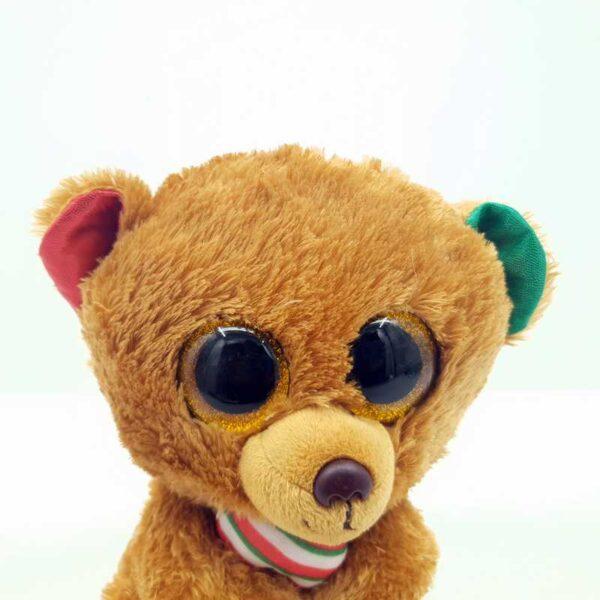 Plišana igračka novogodišnji medved TY (3)