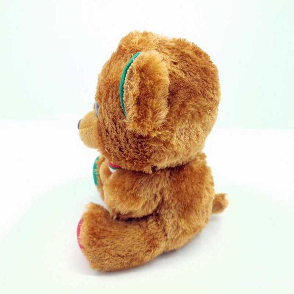 Plišana igračka novogodišnji medved TY (4)