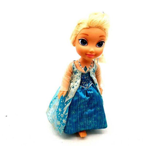 Princeza Elza Frozen 30 cm peva na nemačkom (1)