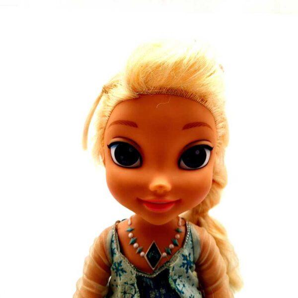 Princeza Elza Frozen 30 cm peva na nemačkom (3)