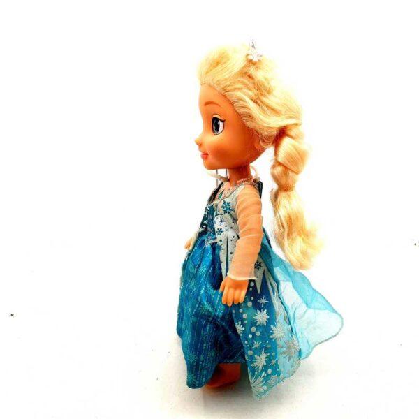 Princeza Elza Frozen 30 cm peva na nemačkom (4)