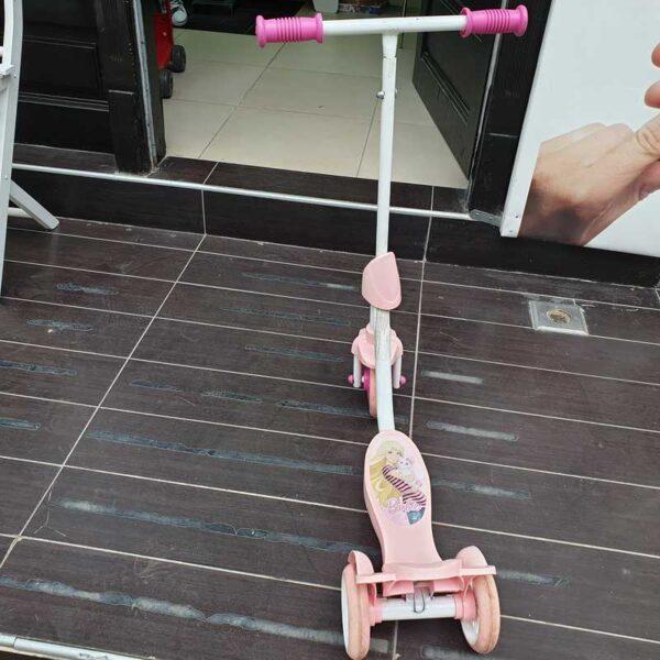 Trotinet za devojčice Barbie (1)