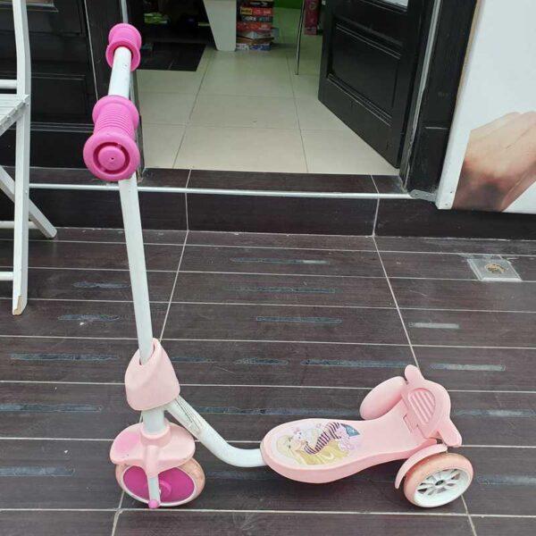 Trotinet za devojčice Barbie (3)