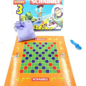 Društvena igra Scrabble junior Toy Story (1)