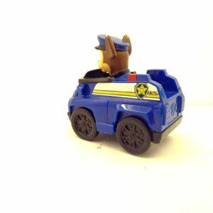 Figura Čejs u autu Patrolne šape (1)