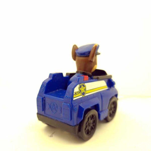 Figura Čejs u autu Patrolne šape (4)