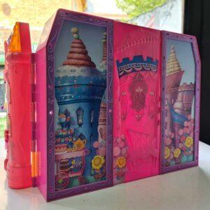 Kućica za lutke Barbie zamak (1)
