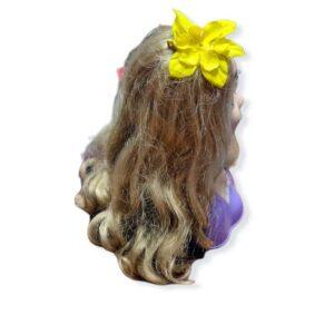 Glava za frizure Zlatokosa Rapunzel (1)