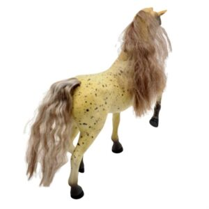 Konj na baterije rže (1)