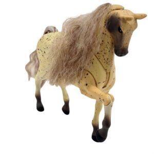 Konj na baterije rže (4)