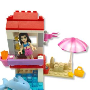 Lego Friends set (3)