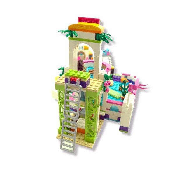Lego Friends set bazen (1)