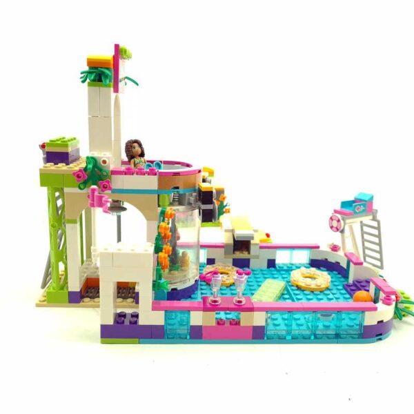 Lego Friends set bazen (12)
