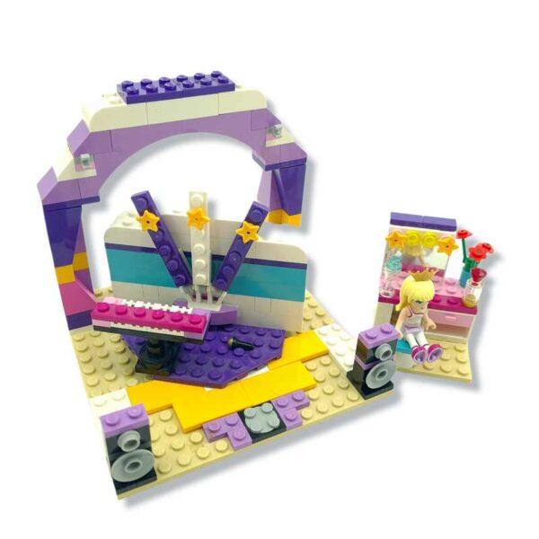 Lego friends set studio (5)