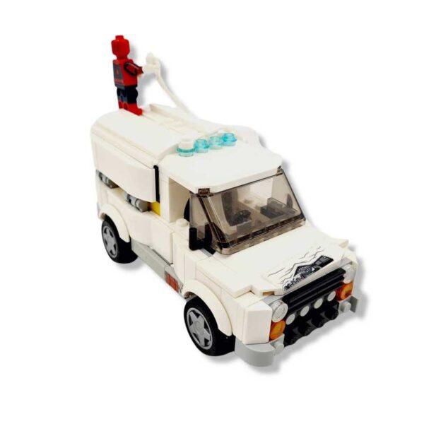 Lego set Super heroji Marvel (1)