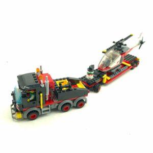 Lego set kamion sa helikopterom (1)