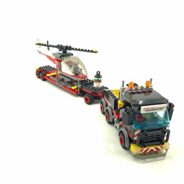 Lego set kamion sa helikopterom (2)