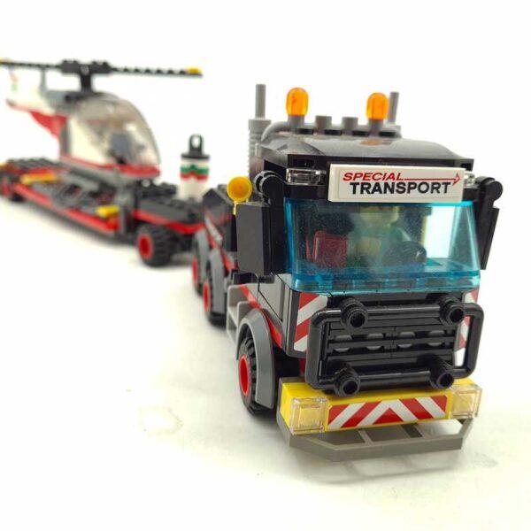 Lego set kamion sa helikopterom (3)