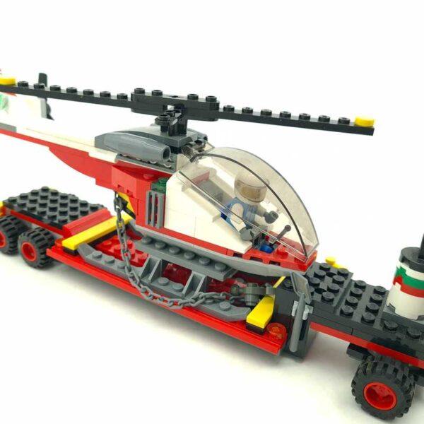 Lego set kamion sa helikopterom (4)