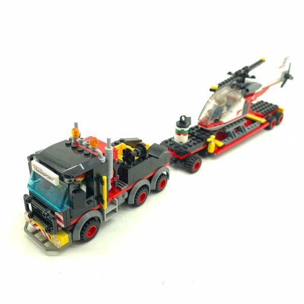 Lego set kamion sa helikopterom (5)