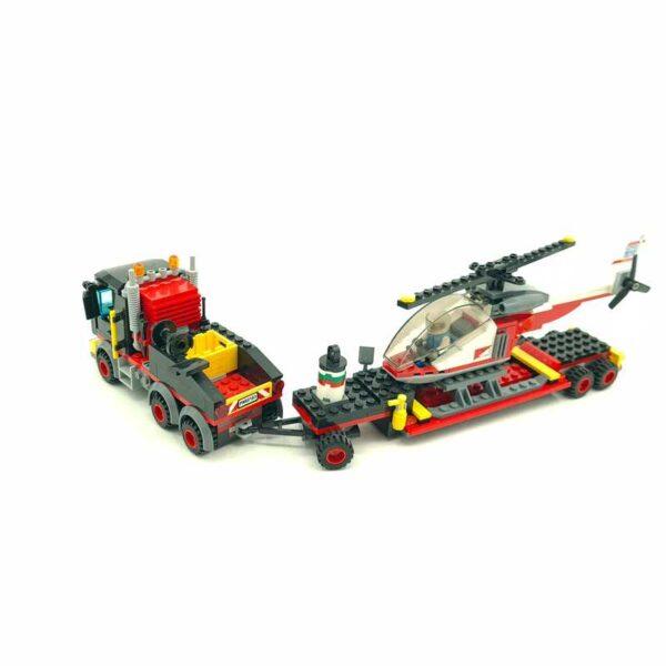 Lego set kamion sa helikopterom (6)
