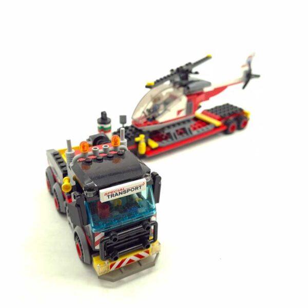 Lego set kamion sa helikopterom (7)