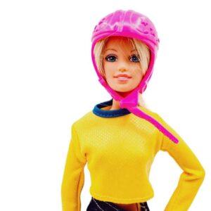 Lutka Barbie na rolerima (3)