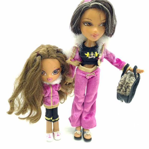 Lutka Bratz mama i ćerka (1)