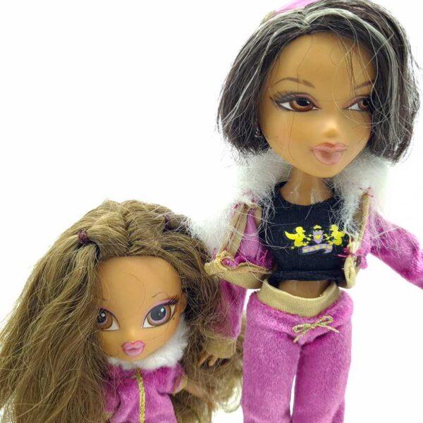 Lutka Bratz mama i ćerka (2)