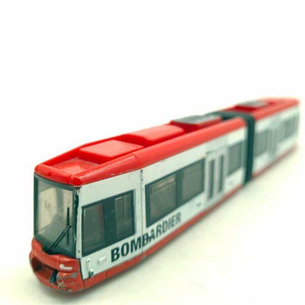 Metalni tramvaj Siku (1)