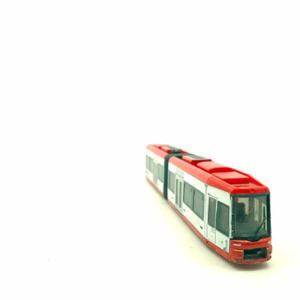 Metalni tramvaj Siku (3)