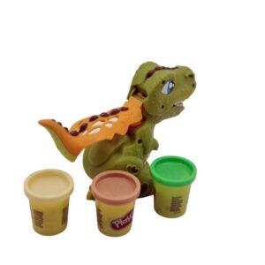 Play-doh dinosaurus (1)