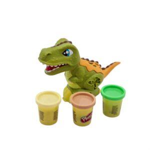 Play-doh dinosaurus (2)