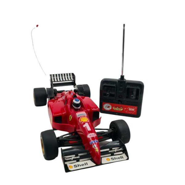 Auto na daljinski Formula 1 Michael Schumacher Dickie (2)
