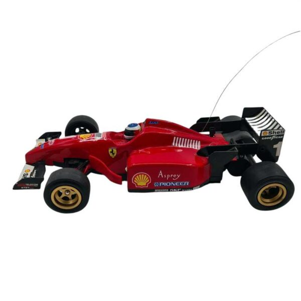 Auto na daljinski Formula 1 Michael Schumacher Dickie (7)