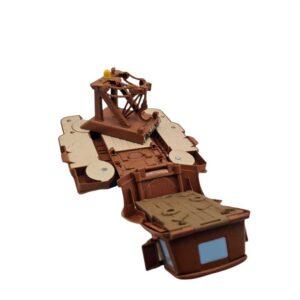 Auto na rasklapanje Cars Pixar Tom Matter (1)