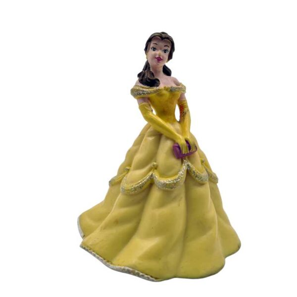 Figurica Princeza Bell Lepotica i zver Bullidand (2)