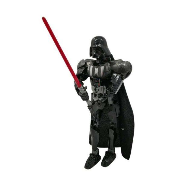 Lego Bionicle Darth Vader Star Wars (4)