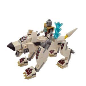 Lego Chima vuk (1)